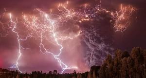 """""""Apocalipsis"""", la imagen ganadora de un premio mundial captada por Francisco Negroni"""