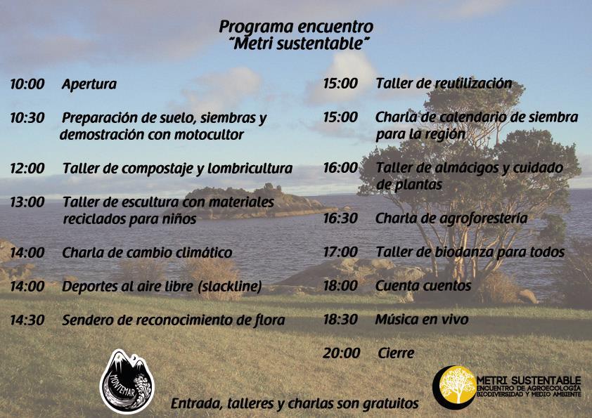 Programa Metri Sustentable