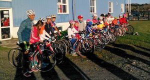 Training Camp Triatlón Kids 1